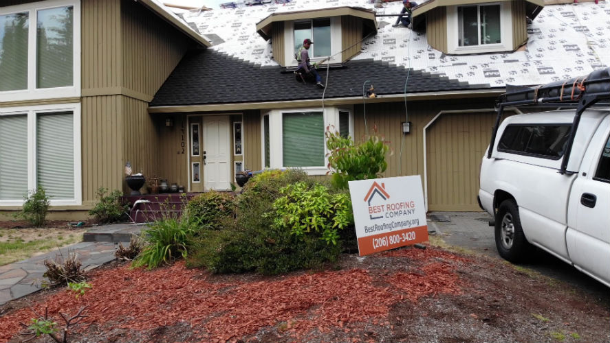 Best Roofing Companies WA