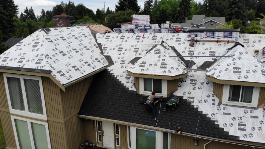 Best Roofing Company WA