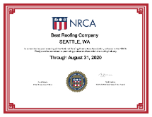 Best Roofing Company NRCA Membership Certificate 215.png