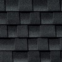 Timberline ArmorShield II Charcoal Swatch